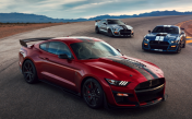 Звуки: Ford Mustang Shelby GT500