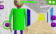 Звуки из игры «Baldi's Basics in Education and Learning»